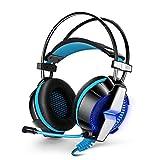Tsing Gaming-Headset/Bügelkopfhörer mit Mikrofon, für PC / Computer