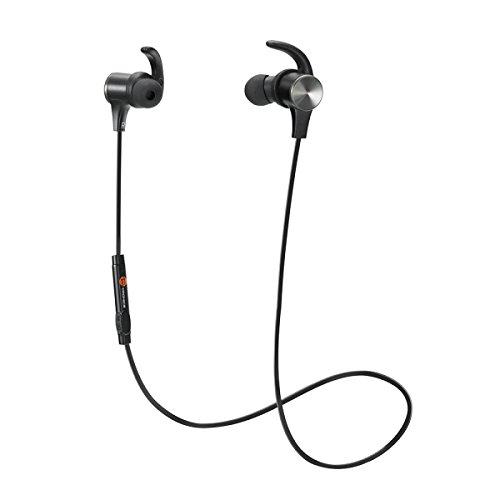 TaoTronics Bluetooth Headset AptX IPX5