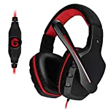 Neues Xbox One Gaming Headset-Etpark 3,5mm Wired Headset Stereo Gaming Headset mit Mikrofon Mikrofon, Volume Control für PS4 PC Tablet Laptop Smartphone Xbox