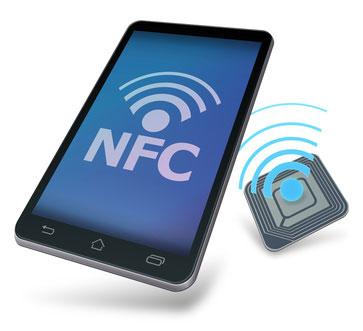 headset NFC