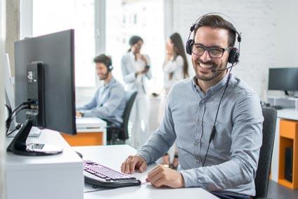 büro-headset
